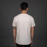 Indigofera Vintage Supima Malick T Shirt - Cocatoo White