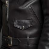 Fine Creek Leathers Leon 2mm Horsehide Jacket