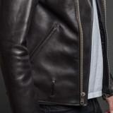 Fine Creek Leathers Leon Custom 1.3mm Horsehide Jacket