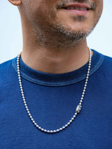 Good Art Sterling Silver #10 Ball Chain Necklace