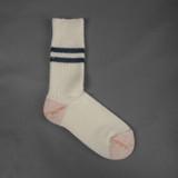 Merz b. Schwanen S75 Retro Sport Socks - Organic Wool Blend