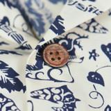 """FCL Mossir """"John"""" Ainu Shirt"""
