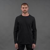 "FCL Mossir ""Gregory"" L/S Cordura T-Shirt - Black"