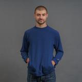 FDMTL Ultra Comfy Indigo Sweatshirt