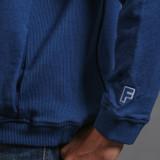 FDMTL Ultra Comfy Indigo Pullover Parka