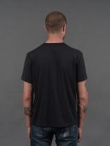 3sixteen Pima T Shirt - Black (2 Pack)