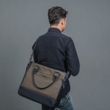 Master-Piece Spec V2 Tote Bag - Navy