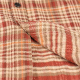 UES Extra Heavy Flannel - Red