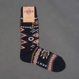 Chup Socks - Ganado - Indigo