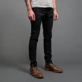 Pure Blue Japan 1161-BB 12 oz Double Black Selvedge Stretch Jeans