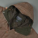 Manifattura Ceccarelli Mountain Jacket - Dark Tan