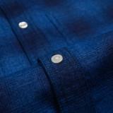 Rogue Territory Jumper Shirt - Blue Plaid