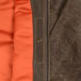 Dehen Flyer's Club Jacket - Dark Tan
