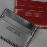 Iron Heart Shell Cordovan Card Holder