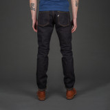 Pure Blue Japan OG-013 Organic & Recycled Cotton Jeans - Slim Tapered