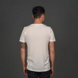 Merz b. Schwanen 1950s Sea Island Cotton T-Shirt - White