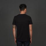 Merz b. Schwanen 1950s Sea Island Cotton T Shirt - Black