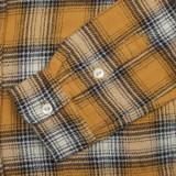 3sixteen Crosscut Flannel - Dijon