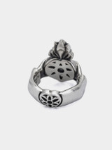 Good Art Sterling Silver Claddagh Ring - Large