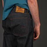Indigofera Kirk 13 oz Indigo Selvedge Jeans - Wide Fit