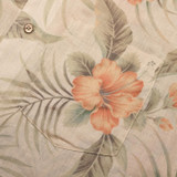 Fleurs De Bagne Aloha Shirt - Vintage Flowers