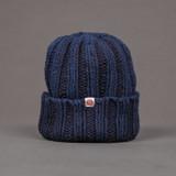 UES Hand Knit Cap - Indigo