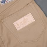 Mister Freedom Californian LOT 674 Pants - Golden Blonde Pique