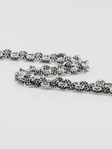 Good Art Sterling Silver Boston Link Party AAA Chain