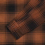 Studio D'Artisan Kakishibu Flannel Shirt