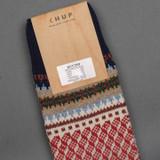 Chup Socks - Kuutio - Navy