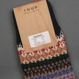 Chup Socks - Triphon - Charcoal