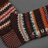 Chup Socks - Rento - Chocolate