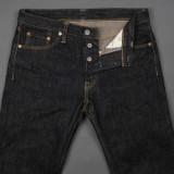 Iron Heart 21oz Indigo Selvedge Jeans IH-666S-21 - Slim Straight