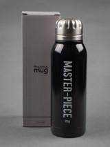 Master-Piece x Thermo Mug Umbrella Bottle - Black