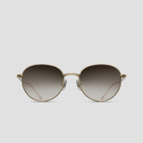 Matsuda M9014 Brushed Gold Sunglasses - Precious Collection