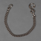 Studio D'Artisan Silver Plated Wallet Chain