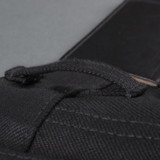 3sixteen ST-220x Slim Tapered Double Black Selvedge Jeans