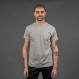3sixteen Heavyweight T Shirt - Heather Grey (2 Pack)