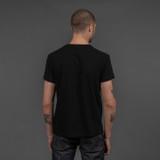3sixteen Heavyweight T Shirt - Black (2 Pack)