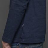 Pure Blue Japan Indigo Long Sleeve T Shirt