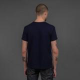3sixteen Heavyweight T Shirt - Indigo (2 Pack)