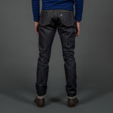 Pure Blue Japan X019 Jeans - Relaxed Tapered