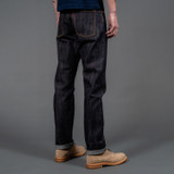 Real Japan Blues x R&H RFR-004 - Relaxed Tapered Jeans - Raw