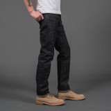 Real Japan Blues x R&H RFR-004 - Relaxed Tapered Jeans - One Wash