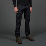 Iron Heart 21oz Indigo Selvedge Jeans IH-888S-21 - Relaxed Tapered