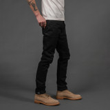 Pure Blue Japan XX-019-BB Jeans - Double Black - Relaxed Tapered