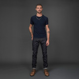 Pure Blue Japan 1143 12 oz. Selvedge Jeans - Relaxed Tapered