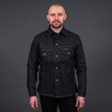 Indigofera Fargo Shirt Winlock Selvedge