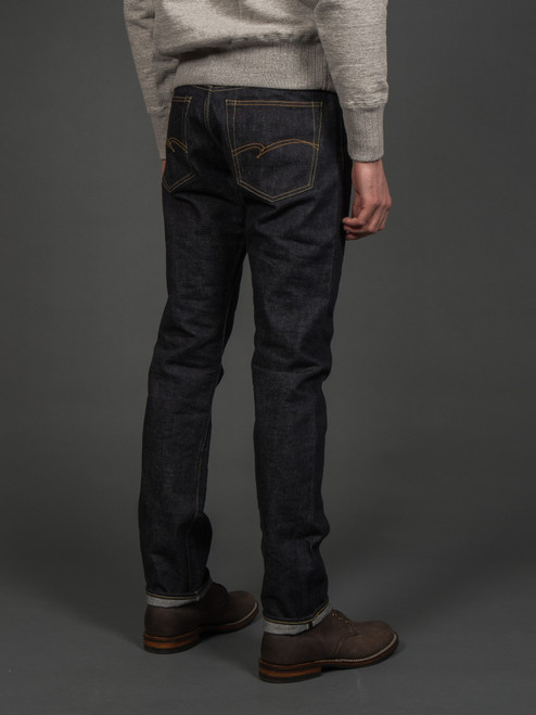 Studio D'Artisan SD-107 Selvedge Jeans - Slim Tapered