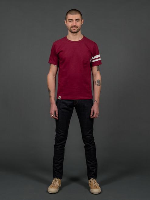 Momotaro 0405-70 - 13.5 oz High Tapered Jeans - Slubby Denim